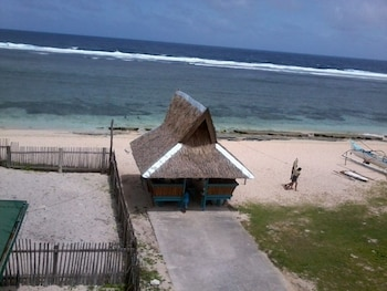 Sailfish Bay Surf & Big Game Fishing Lodge Surigao Del Norte View from Hotel