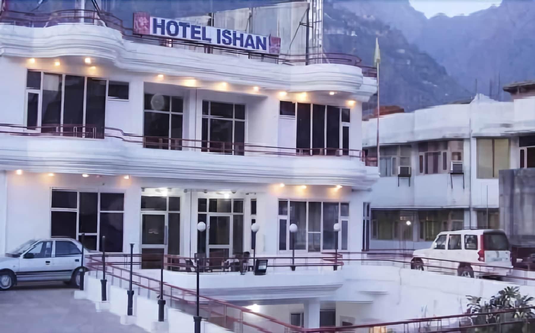 Hotel Ishan, Reasi