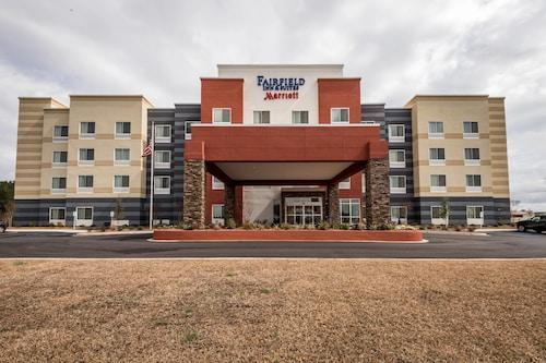 Fairfield Inn & Suites Meridian, Lauderdale