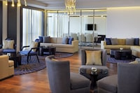 Executive Room, Business Lounge Access, City View