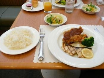 KOBE LUMINOUS HOTEL Breakfast Area