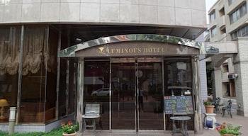 KOBE LUMINOUS HOTEL Property Entrance