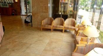 KOBE LUMINOUS HOTEL Lobby Sitting Area
