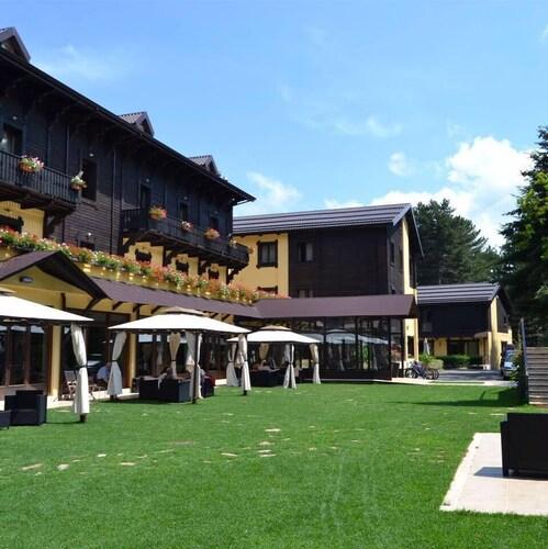 . Parco dei Pini - Sila Wellness Hotel