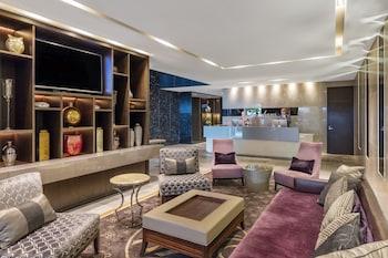 Lobby Lounge at Gambaro Hotel Brisbane in Petrie Terrace