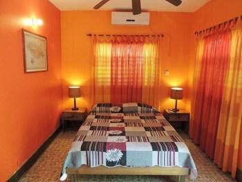 Standard Double Room, Balcony, Garden View