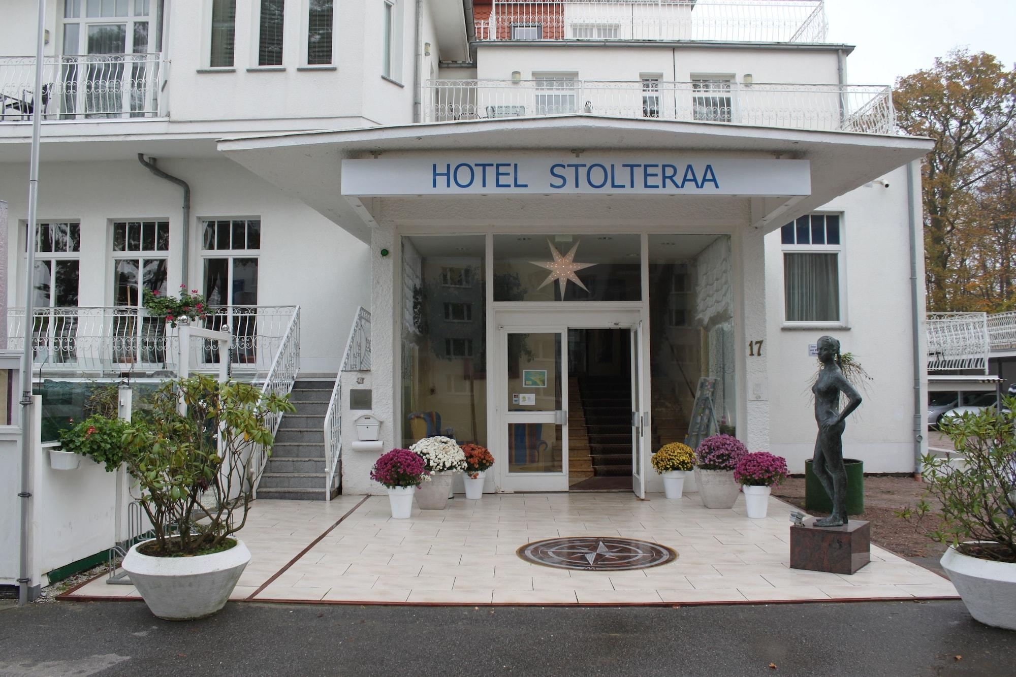 Hotel Stolteraa, Rostock