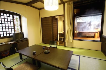 森山館 露天風呂付き客室(こてまり) 下呂温泉 紗々羅