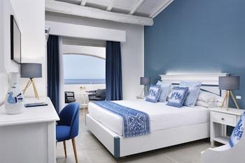 Superior Triple Room, Sea View (2 ad + 1 chd)