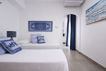 Deluxe Triple Room, Sea View (2 ad + 1 chd)