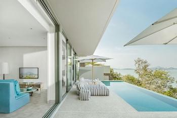 Villa, 1 Bedroom (Pool)