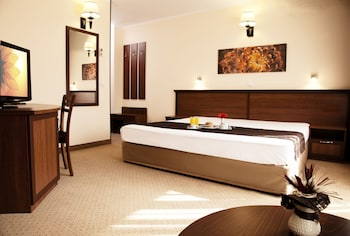 Deluxe Double Room, Balcony