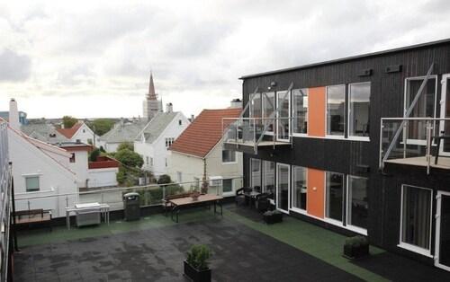Flotmyrgården Apartment Hotel, Haugesund