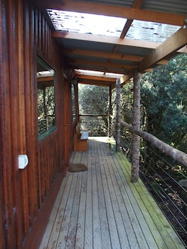 Cradle Mountain Highlanders Cottages - Balcony  - #0