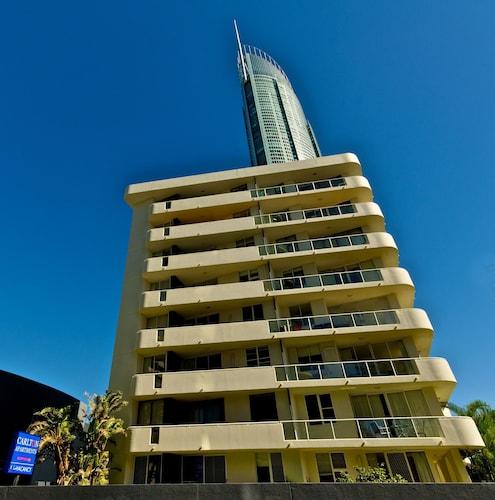 Carlton Apartments, Surfers Paradise