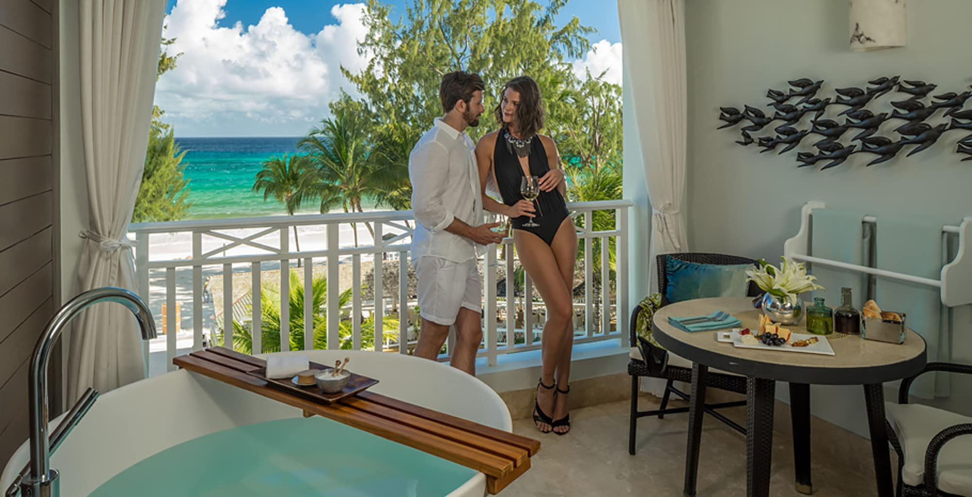 SANDALS BARBADOS ALL-INCLUSIVE - ADULT COUPLES ONLY,