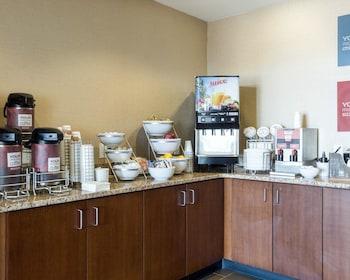 Comfort Inn & Suites - Breakfast Area  - #0