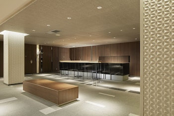 MITSUI GARDEN HOTEL KYOTO SHINMACHI BETTEI Reception