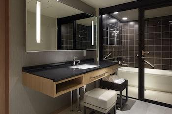 MITSUI GARDEN HOTEL KYOTO SHINMACHI BETTEI Bathroom