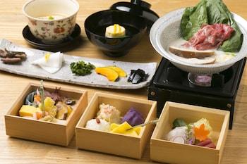 MITSUI GARDEN HOTEL KYOTO SHINMACHI BETTEI Food and Drink