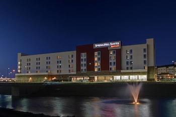 達拉斯普萊諾 - 弗裡斯科春季山丘套房飯店 Springhill Suites Dallas Plano/Frisco