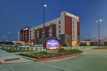 Hotel - Springhill Suites Dallas Plano/frisco