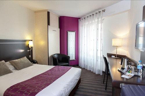 . Brit Hotel Belfort Centre - Le Boreal