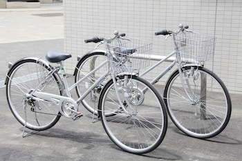VESSEL INN HIROSHIMA EKIMAE Bicycling