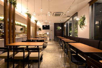 VESSEL INN HIROSHIMA EKIMAE Food Court
