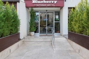 Blueberry Boutique Hotel - Hotel Entrance  - #0