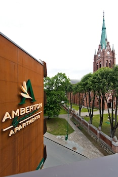 Hotel - Amberton Green Apartments Palanga
