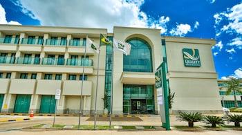 巴西利亞凱藝套房飯店 Quality Hotel & Suites Brasilia