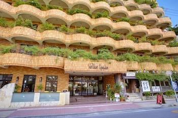 ホテル サンパレス球陽館