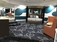 Cheetah Suite at Inn of the Dove in Cherry Hill
