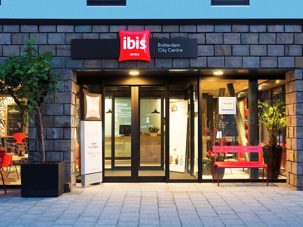 Ibis Rotterdam City Centre, Featured Image