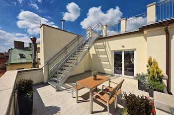 Deluxe Apartment, 2 Bedrooms, Terrace