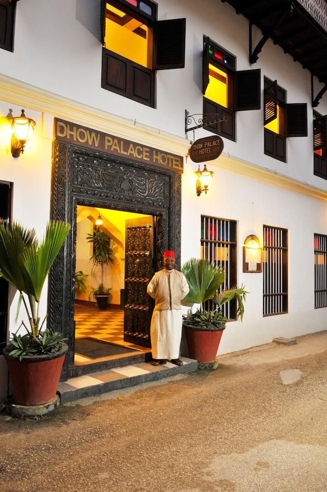 Zurigo - Zanzibar, Tanzania, Oceano Indiano - Dhow Palace Hotel