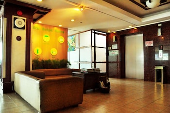 GV Tower Hotel Cebu Lobby Sitting Area