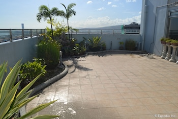 GV Tower Hotel Cebu Terrace/Patio