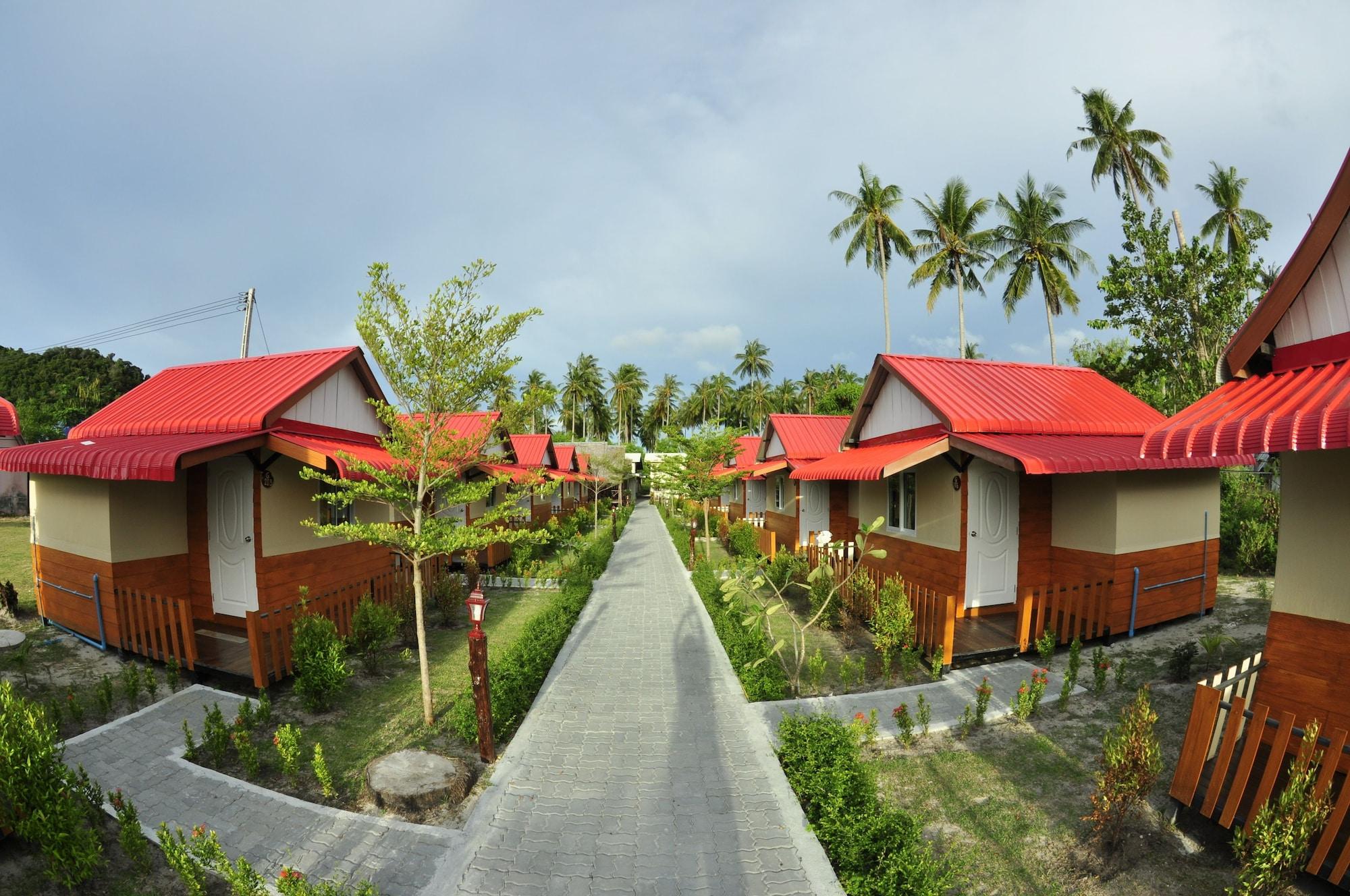 Phi Phi Ba Kao Bay Resort, Muang Krabi