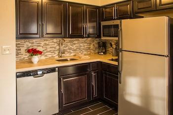 Standard Room, Kitchen