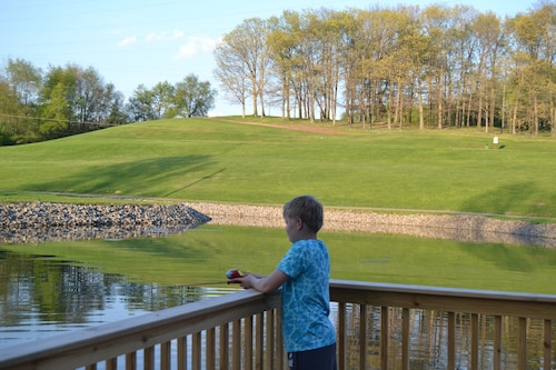 Lenape Heights Golf Resort, Armstrong