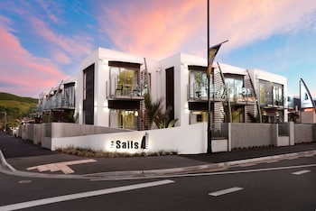 Hotel - The Sails Nelson