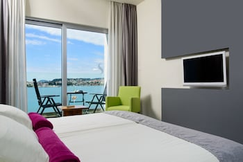 Superior Double or Twin Room, Balcony, Sea View