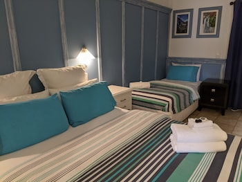Standard Twin Room - One Double & One Single Bed (Shared Balcony)