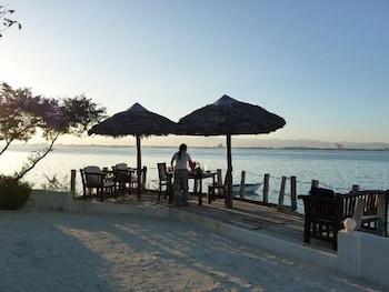 Talima Beach Villas And Dive Resort Mactan Terrace/Patio