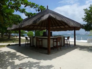 Talima Beach Villas And Dive Resort Mactan Poolside Bar