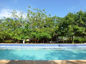 Talima Beach Villas And Dive Resort Mactan Outdoor Pool