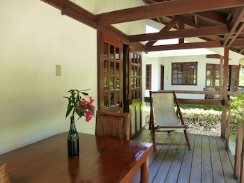 Talima Beach Villas And Dive Resort Mactan Balcony