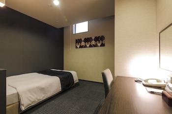 シングルルーム 禁煙 眺望なし|15㎡|和歌山アーバンホテル